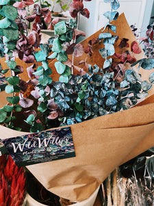 Dried Eucalyptus (Mixed Bouquet)
