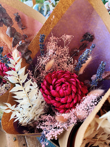 Made with Love - Mixed Dried Bouquet