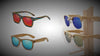 Bamboo and Wooden Sunglasses