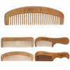 Handcrafted Wooden Hair Comb - One Planet Zero