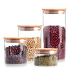Kitchen Glass Storage Jar - One Planet Zero