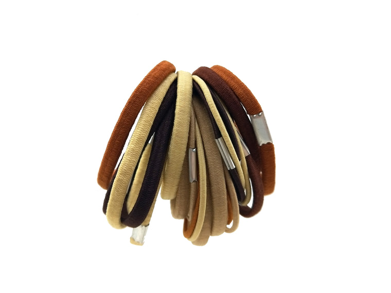 Pulse Professional 35pc Elastic Pack Brown