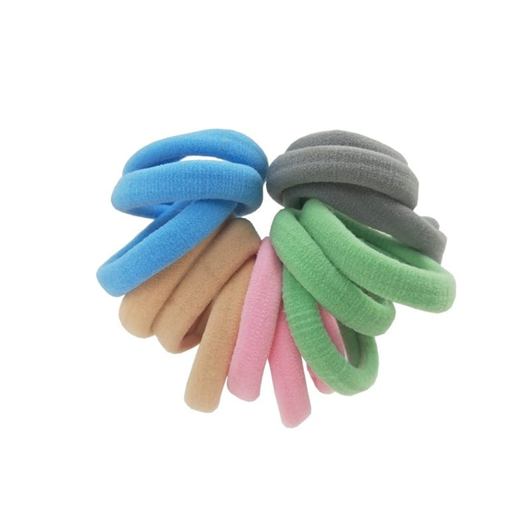 15pk elastic soft mix