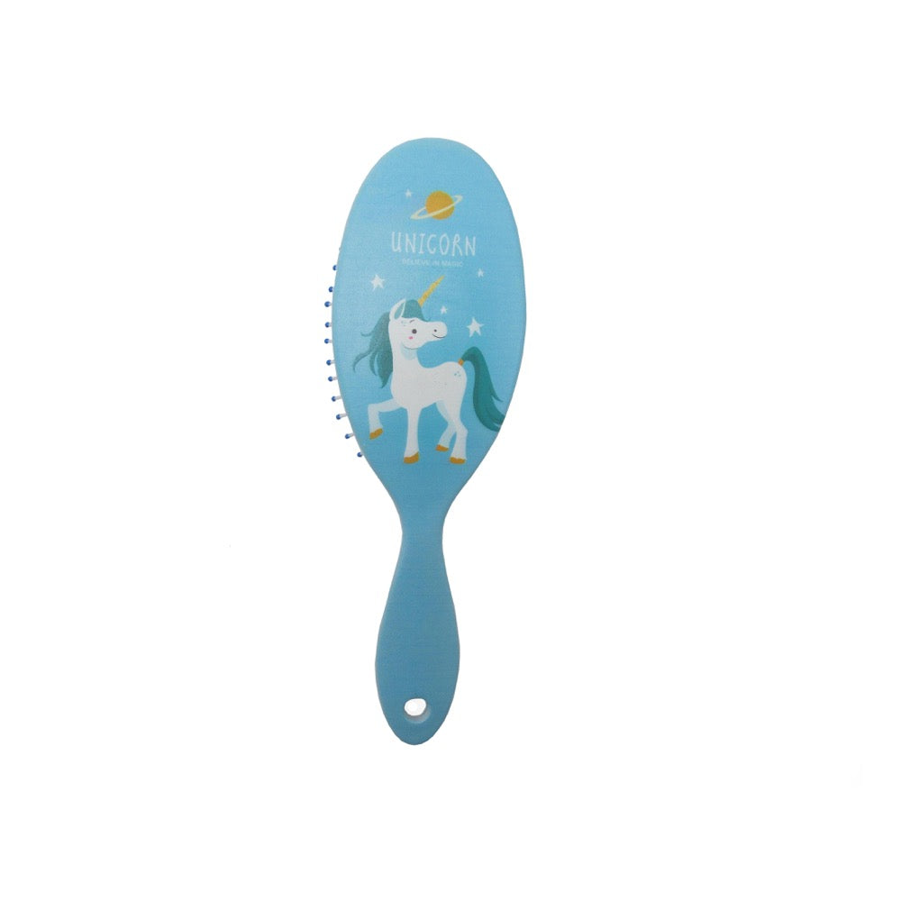 Unicorn Paddle Hairbrush
