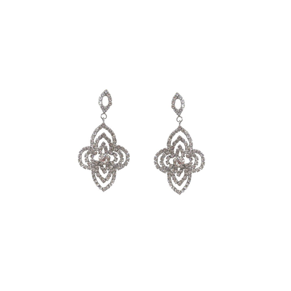 Statement Earring Silver