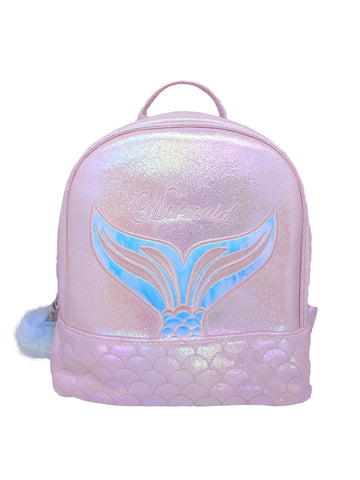 Sparkle Mermaid Backpack