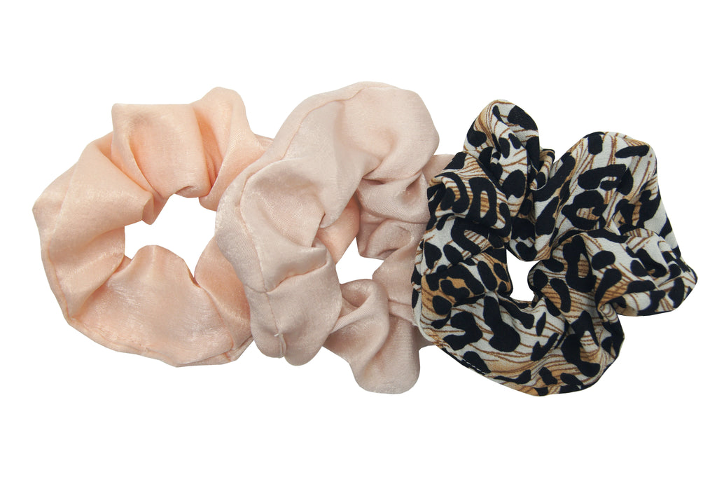 Pulse Professional 3pk Scrunchie