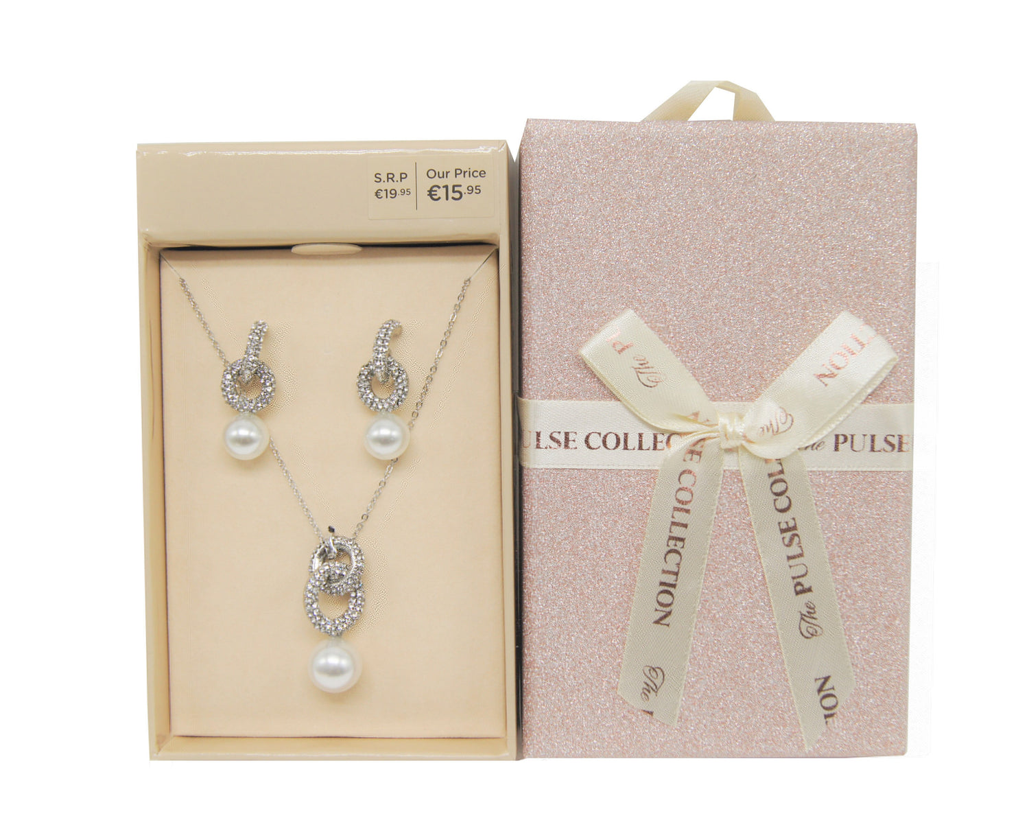 Pulse Gift Box Necklace Set