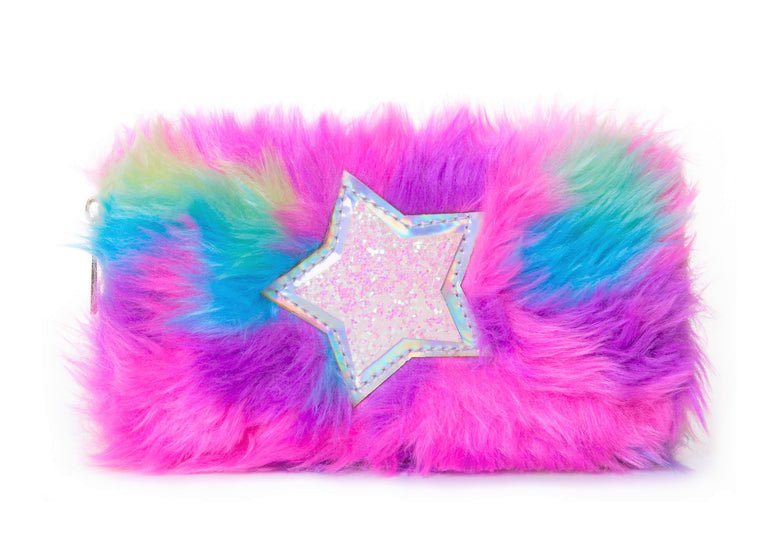 Sparkle Fur Wallet