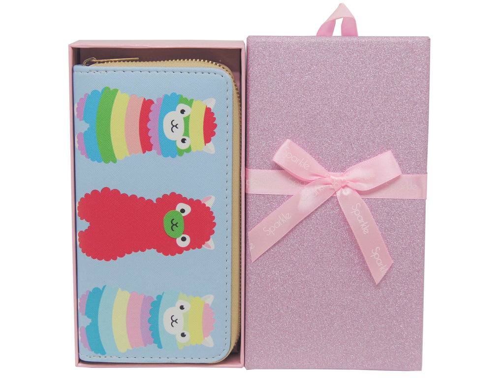 Sparkle Gift Box Wallet