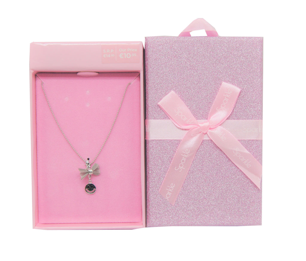 Sparkle Gift Box Necklace