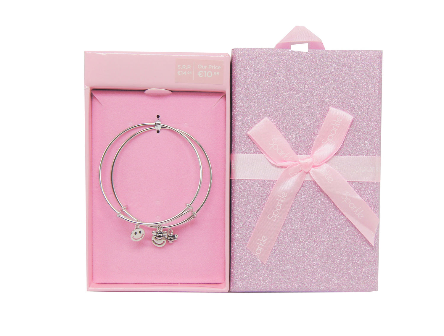 Sparkle Gift Box Bangle Set