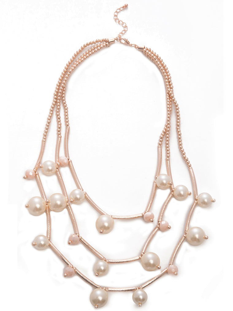 Pearl Style Necklace