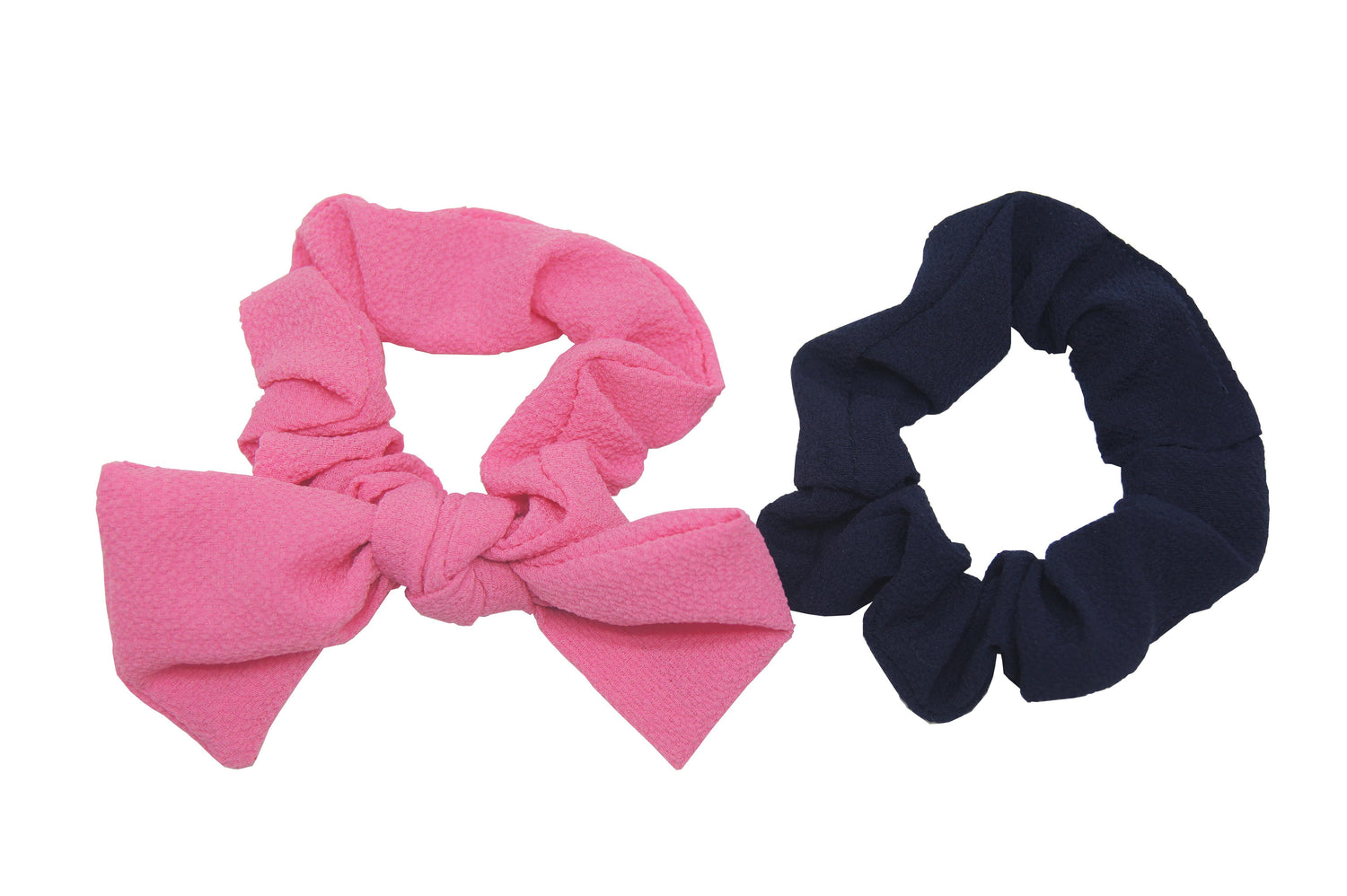 Sparkle 2pk Bow Scrunchie
