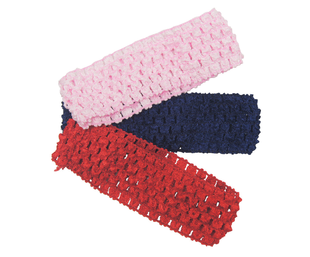 Sparkle 3pk Web Hairband