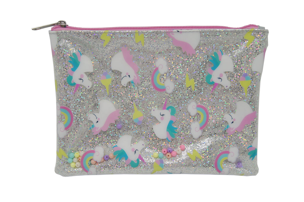 Sparkle Unicorn Pouch