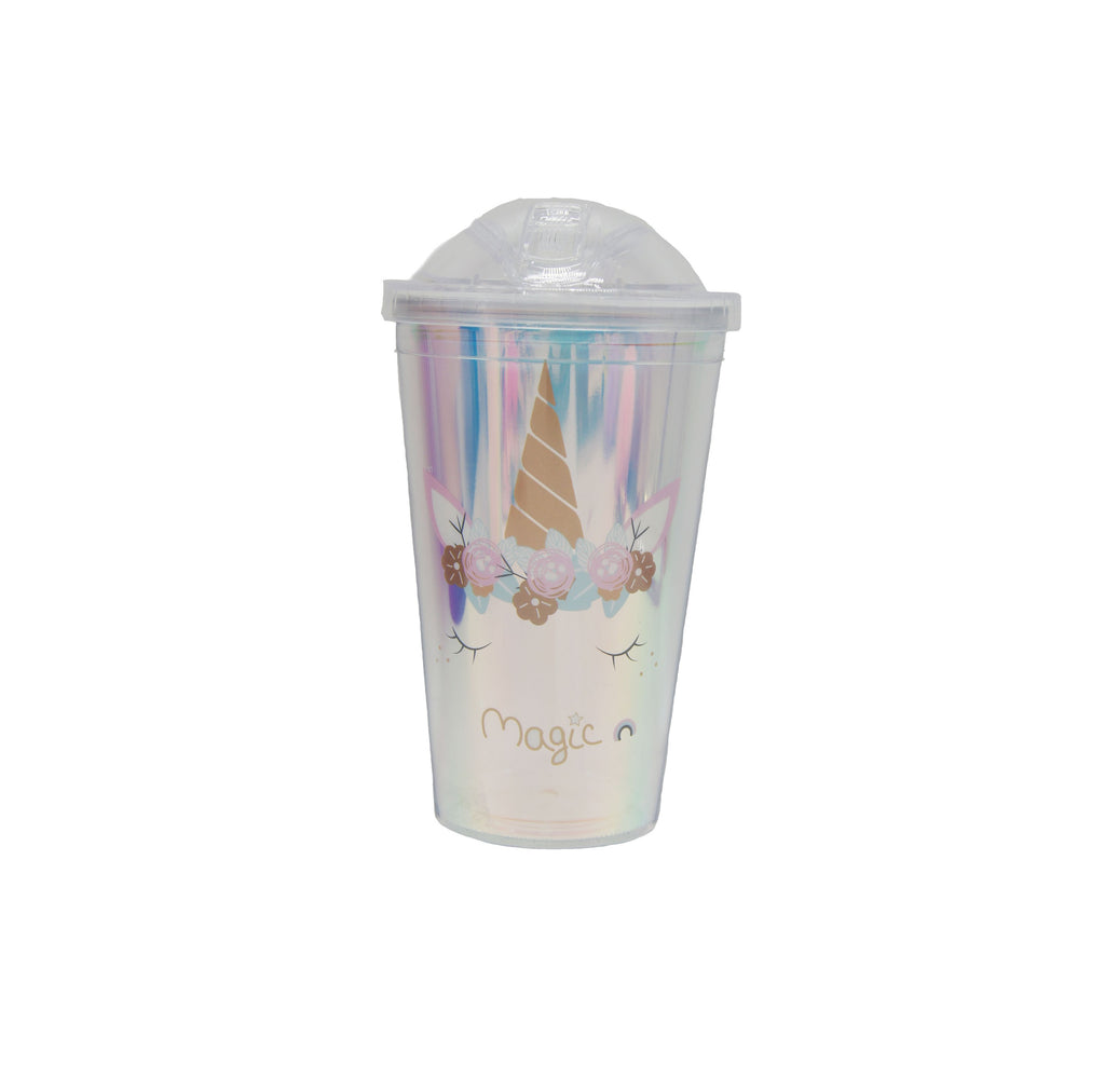 Sparkle Unicorn Drinking Cup