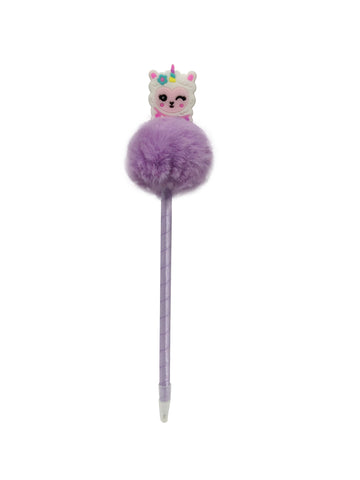 Sparkle Lamacorn Pen