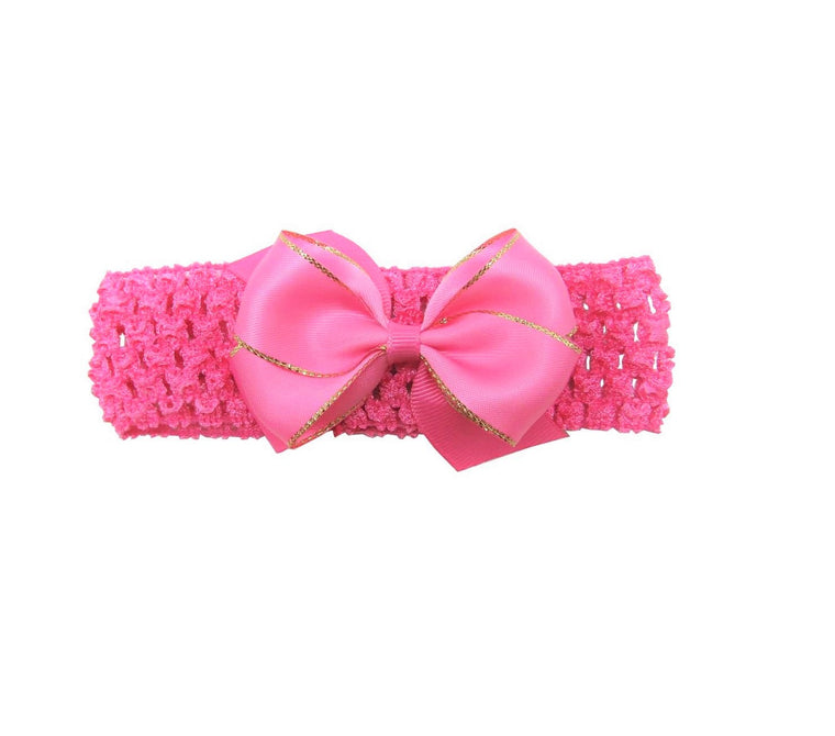Sparkle Bow Web Hairband