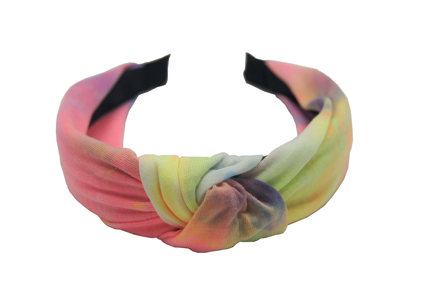 Sparkle Tie Dye Knot Top Hairband