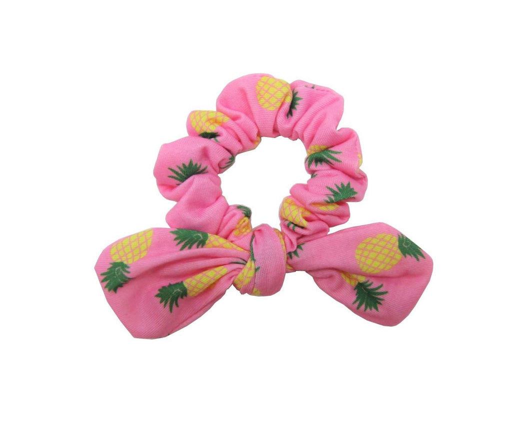 Sparkle Pineapple Tie Scrunchie