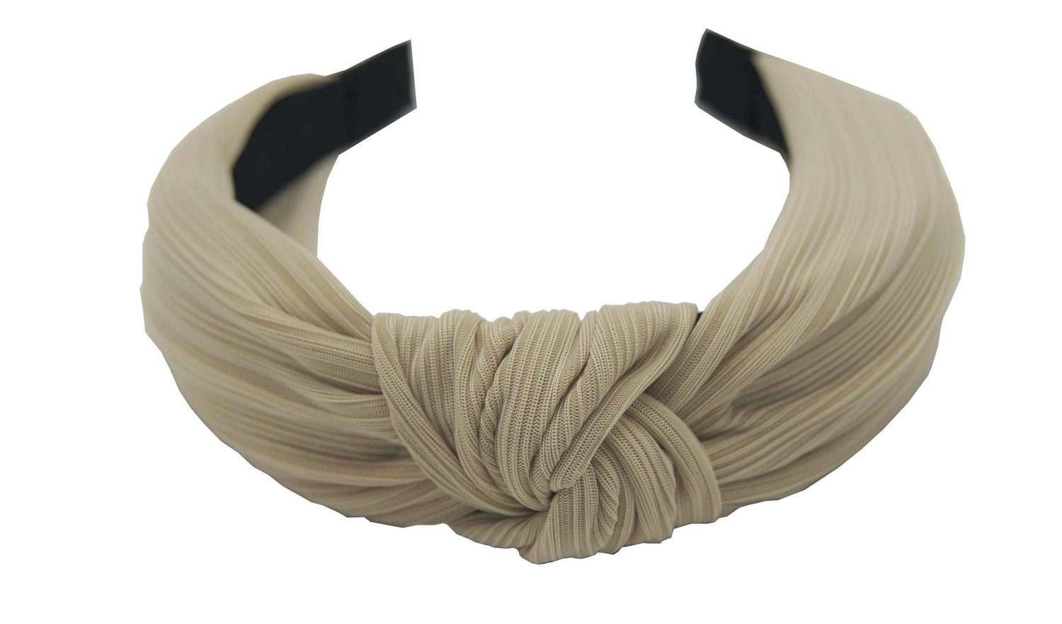 Pulse Professional Knot Top Hairband Beige