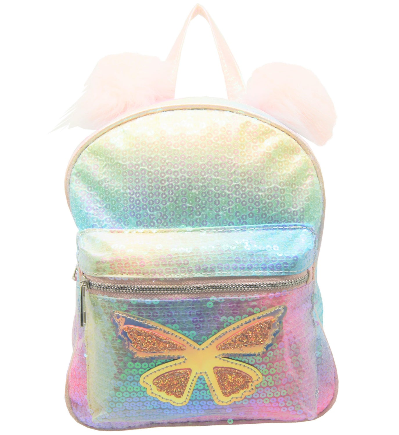 Sparkle Butterfly Backpack