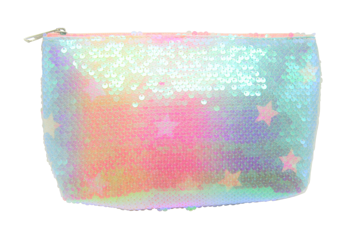 Sparkle Ombre Cosmetic/Accessory Pouch