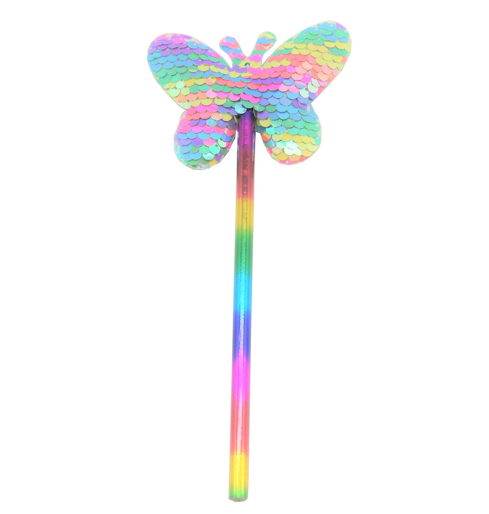 Sparkle Butterfly Pencil