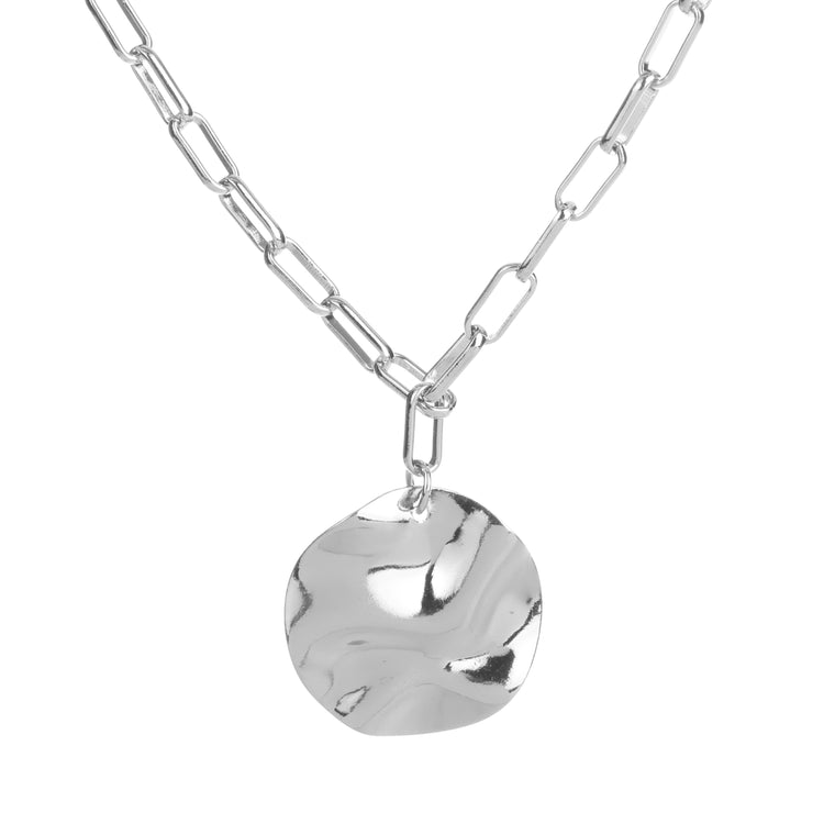 Pendant Necklace Silver