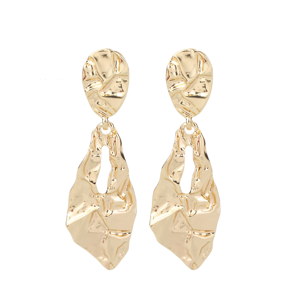 Statement Earring Gold