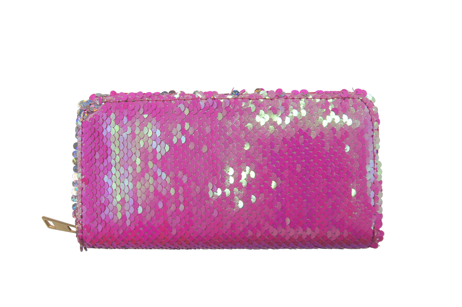 Sparkle Gift Box Wallet Sequin