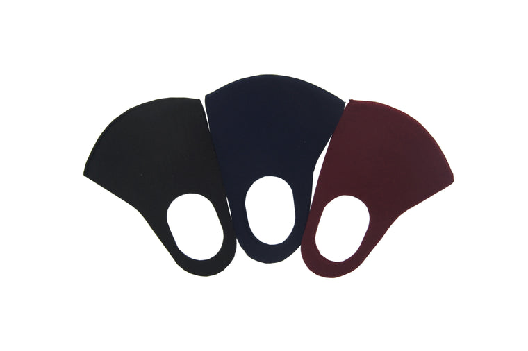 3pk Adult Reusable Face Mask