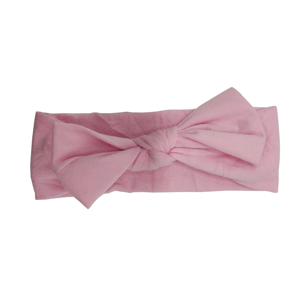 Sparkle Bow Kylie - Pink