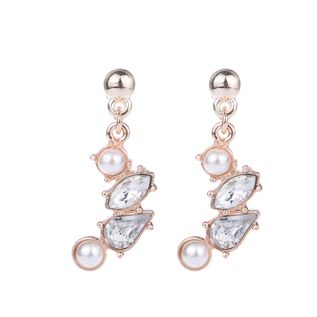 Drop Earring Rose Gold