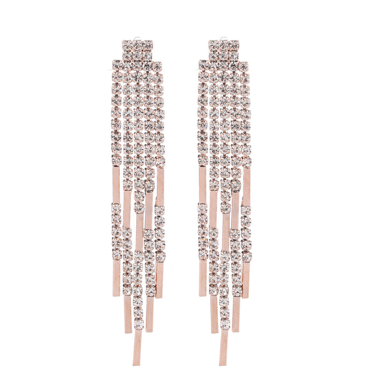 Statement Diamante Earring