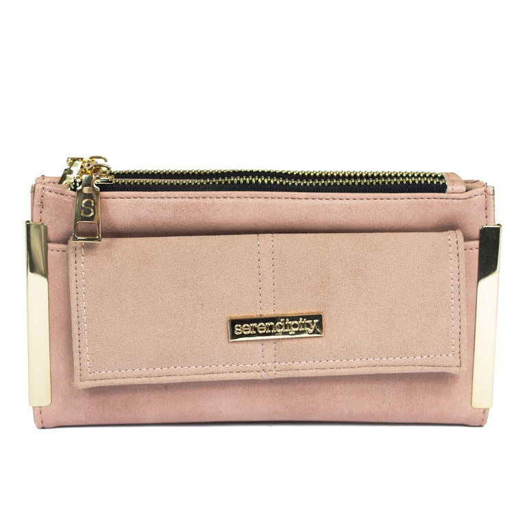 Serendipity Leah Purse Pink
