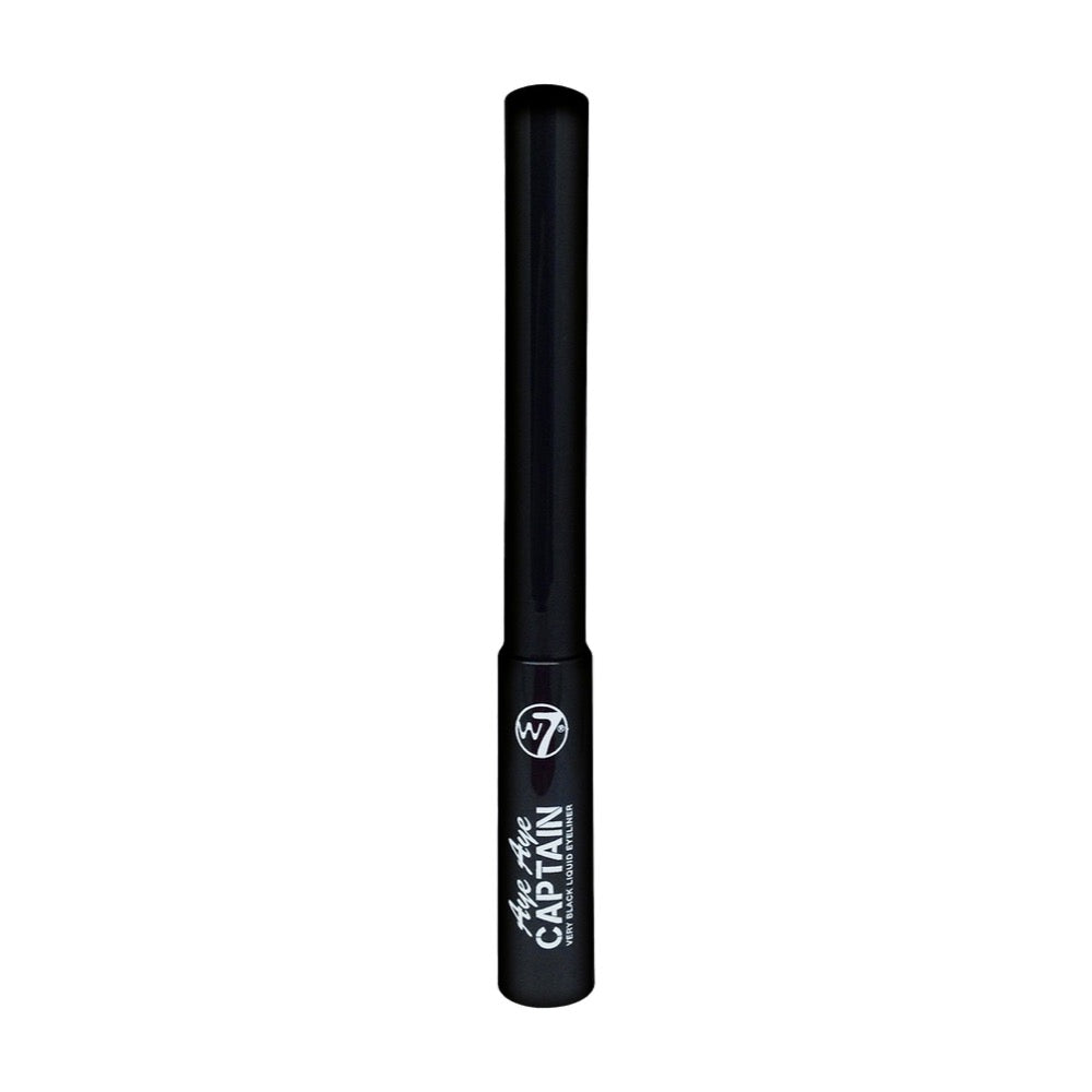 W7-Captain Very Black Liquid Eyeliner