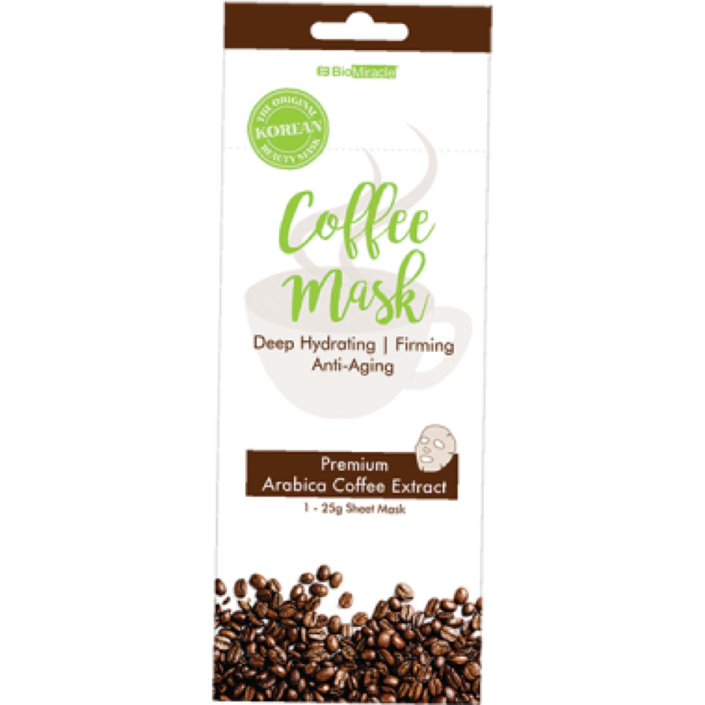 BioMiracle Coffee Face Mask