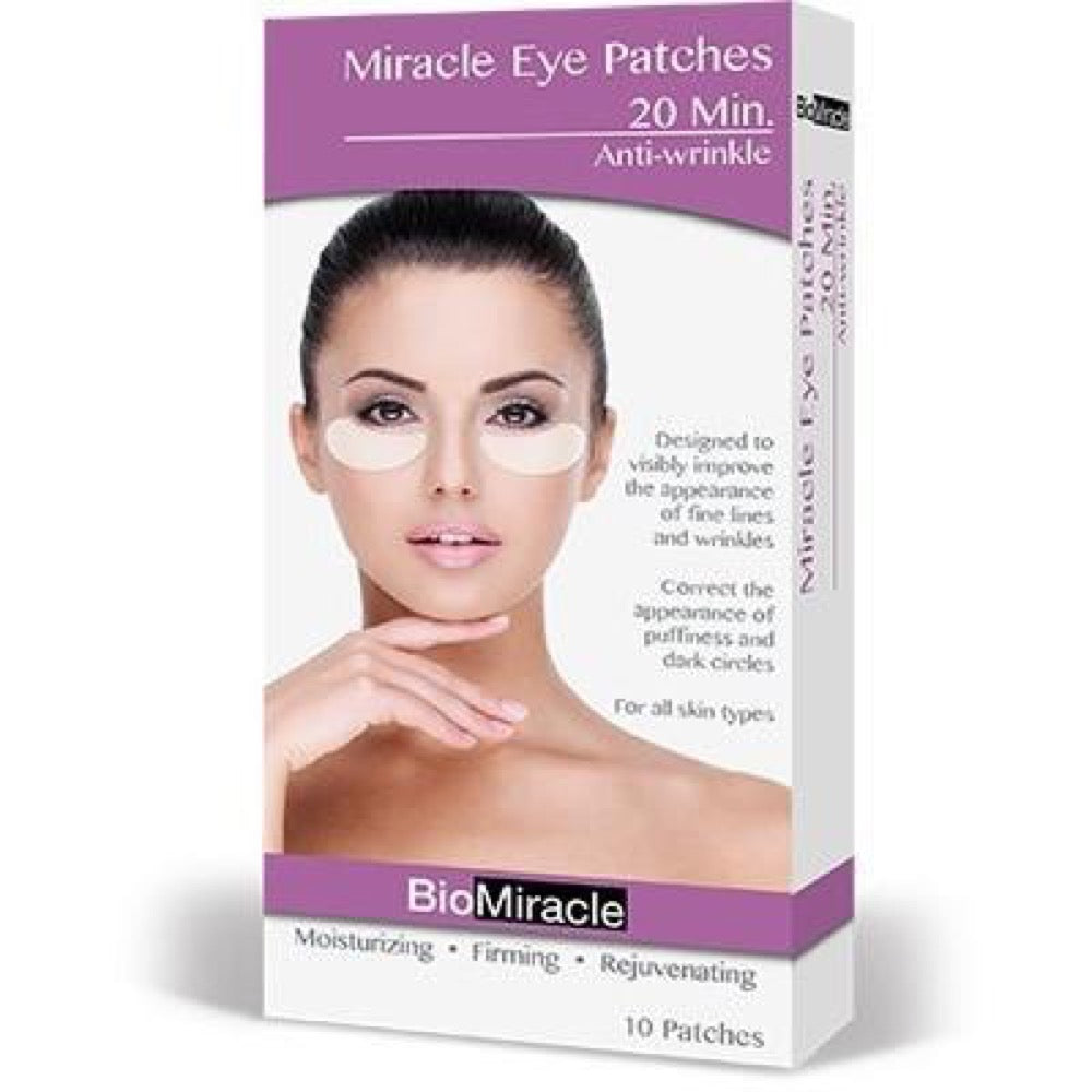 BioMiracle Miracle Eye Patches 5 pairs