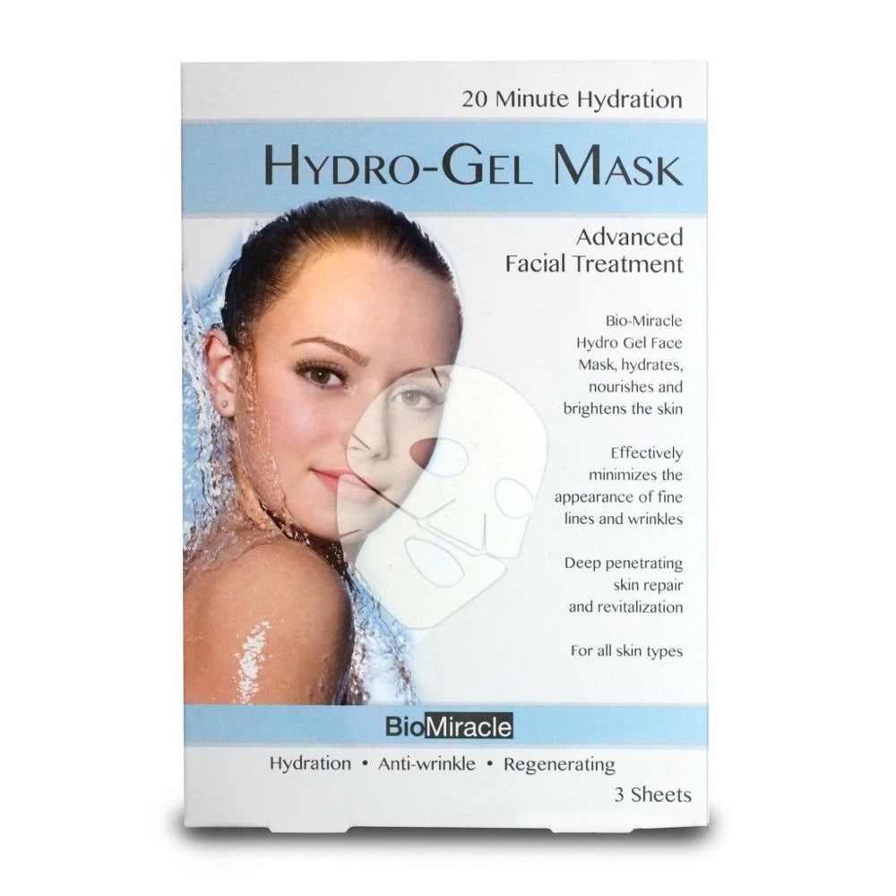 BioMiracle Hydro-Gel Mask 3 Pack