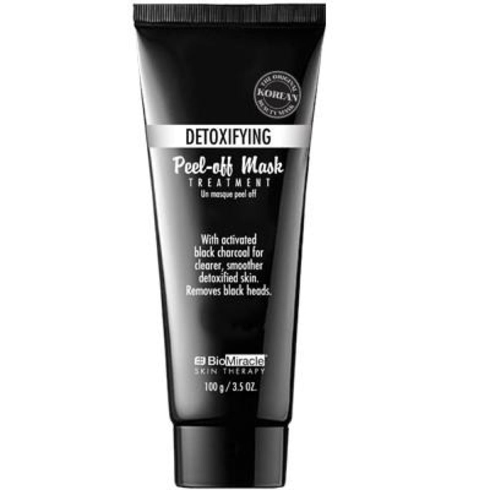 BioMiracle Charcoal Peel Off Mask 100g