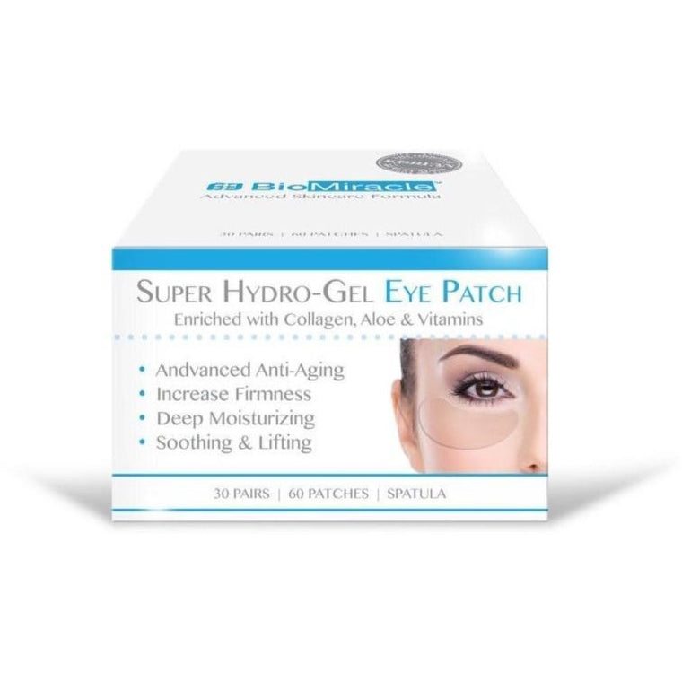 BioMiracle Super Hydro-Gel Eye Patch