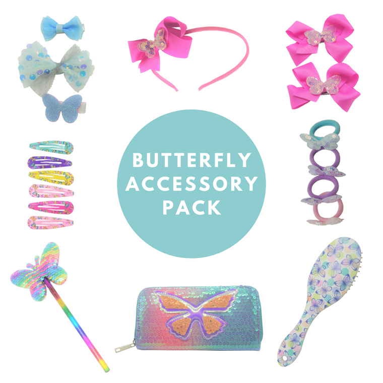 Sparkle Butterfly Accessory Pack