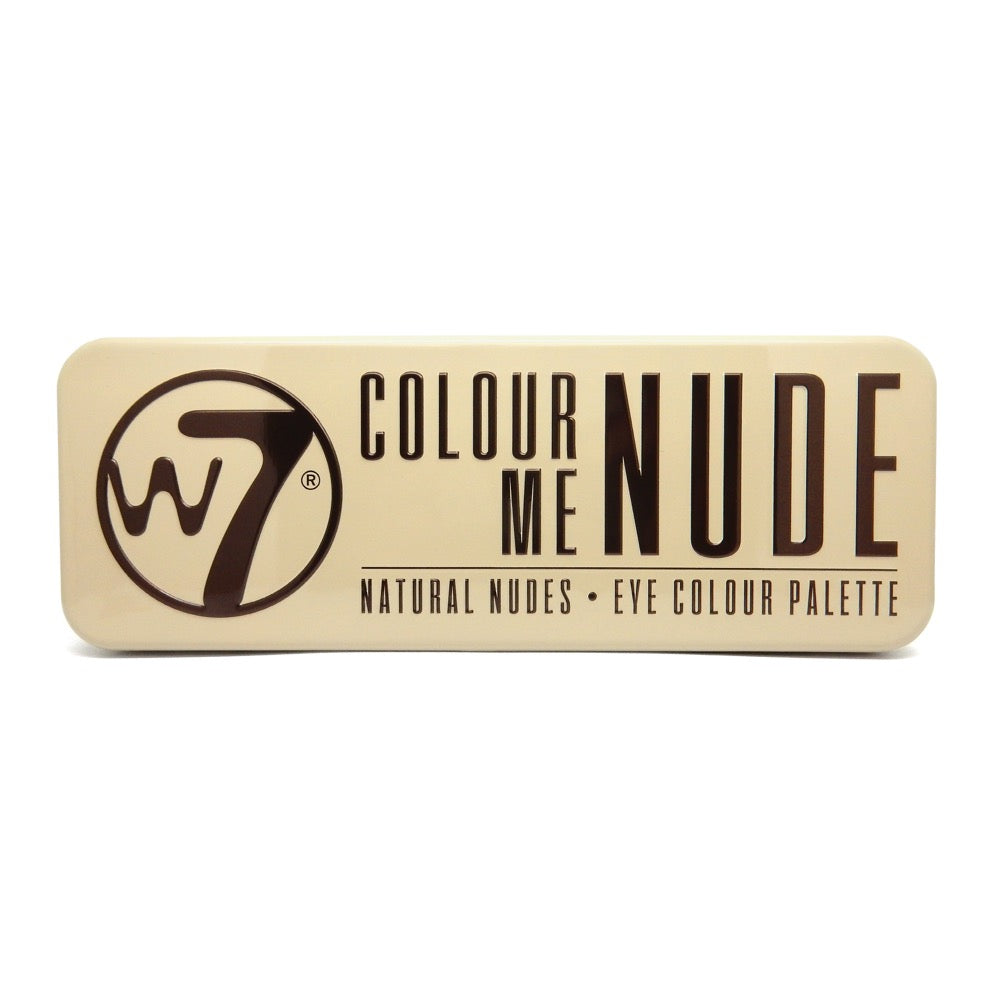 W7-Colour Me Nude