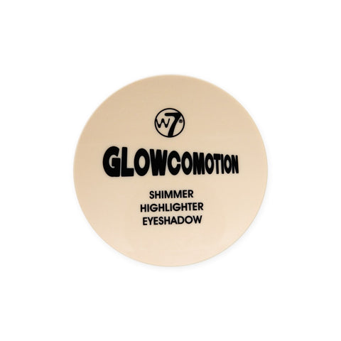 W7-GLOWCOMOTION Shimmer, Highlighter, Eyeshadow
