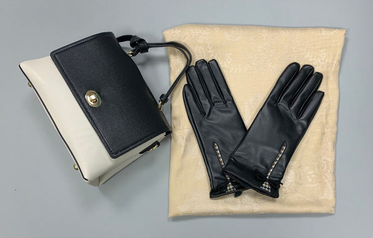 Pulse Accessories Bag, Scarf & Glove Gift Pack
