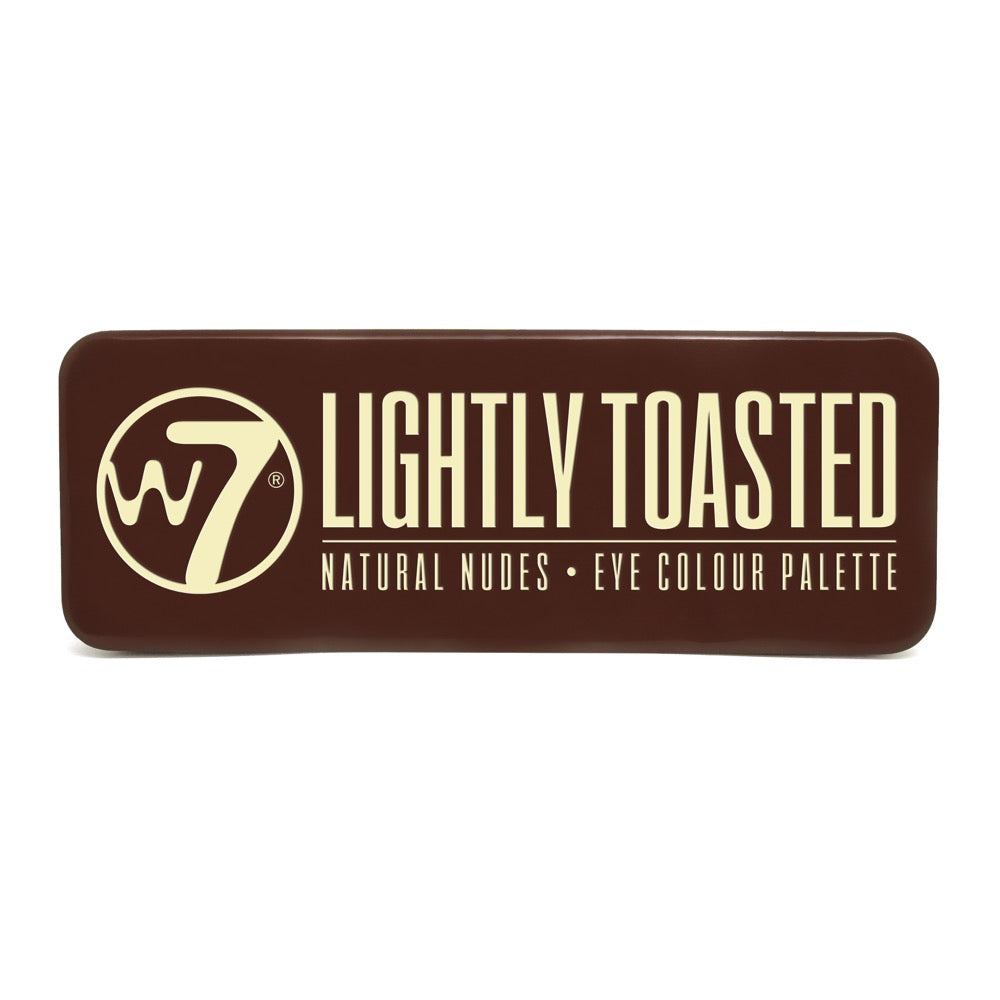 W7-Lightly Toasted Tin