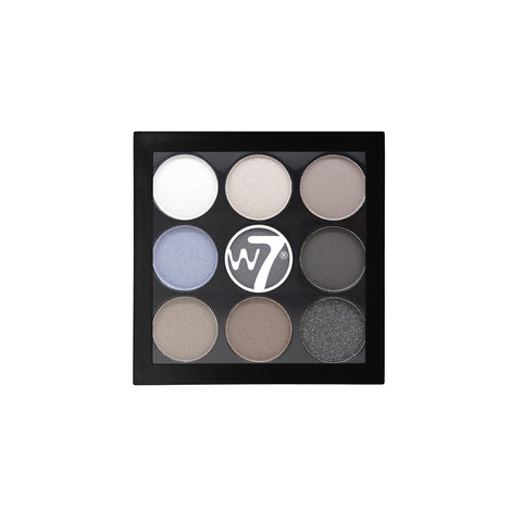 W7-Naughty Nine Eyeshadow Pallette