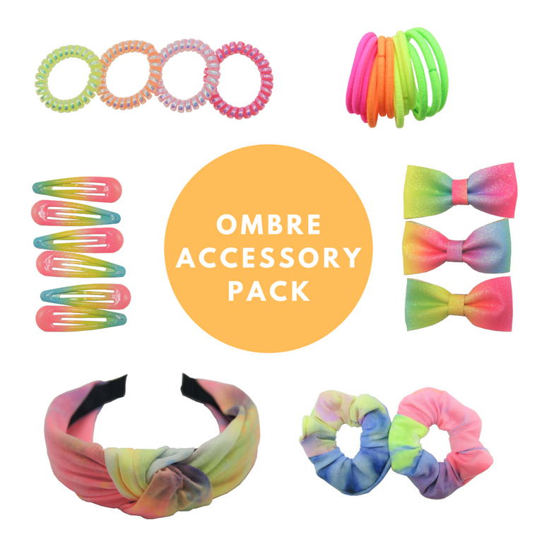 Sparkle Ombre Accessory Pack